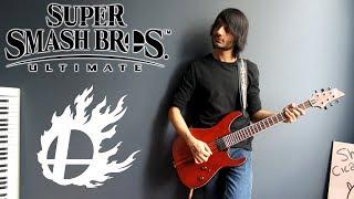 Super Smash Bros. Ultimate - Main Theme (Rock Cover)    Shady Cicada