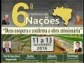 6a Conferência das Nações - 13 11 2016 - manha