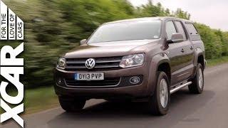 Volkswagen Amarok Vs Toyota Hilux - XCAR