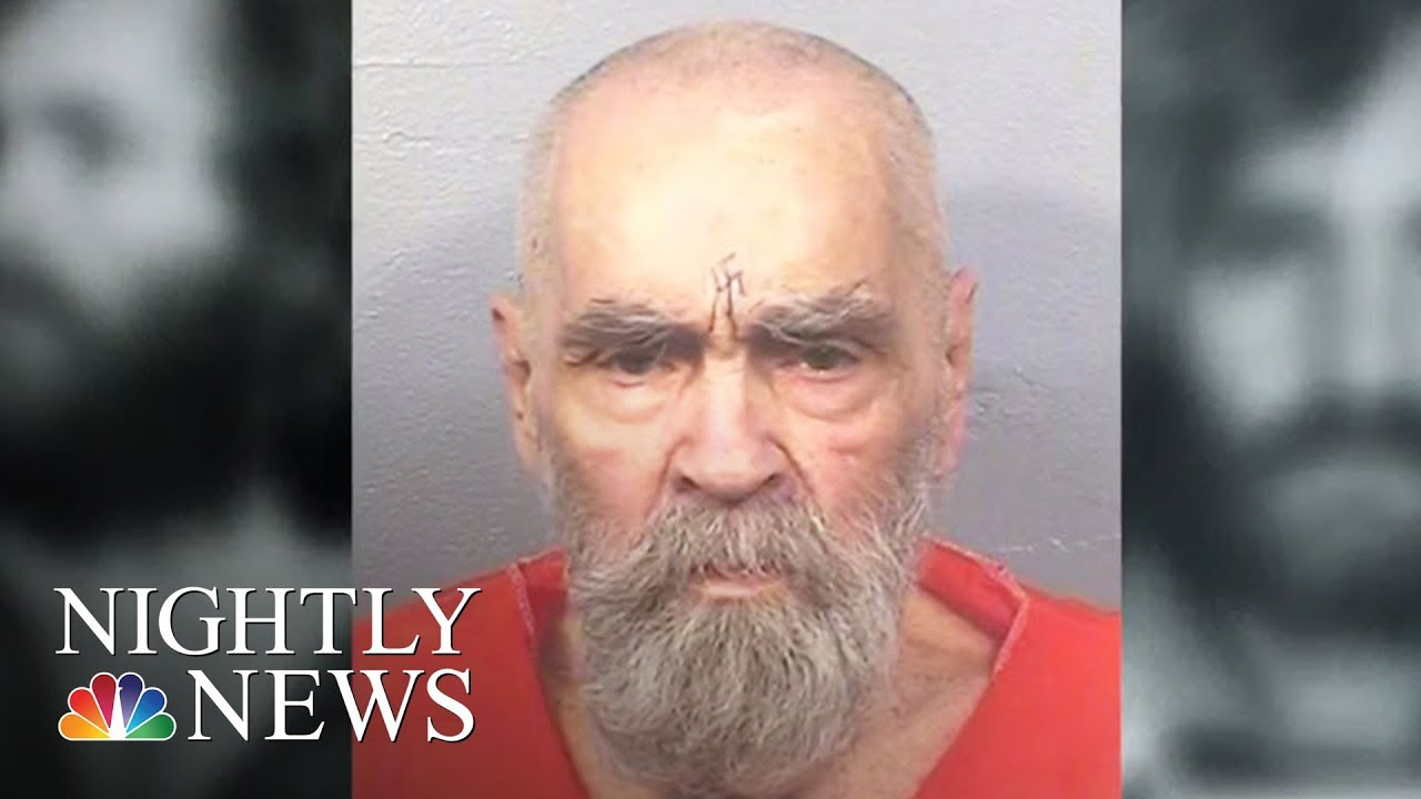 Charles Manson, Infamous Cult Leader, Dead At 83   NBC Nightly News