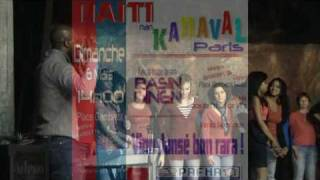 Haiti Au Carnaval De Paris Le 06 Mars 2011