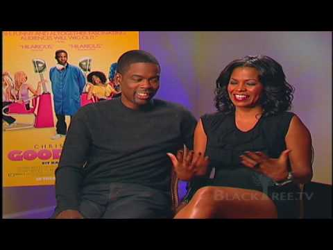 Chris Rock and Nia Long, talks Oprah and Good Hair....