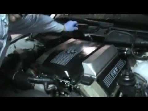 BMW M62 Intake Manifold Cover