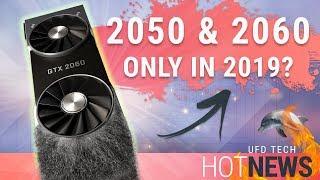ASUS Says NO GTX 2060 & 2050 Until Next Year! :(
