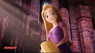 Sofia The First | Rapunzel | Disney Junior UK