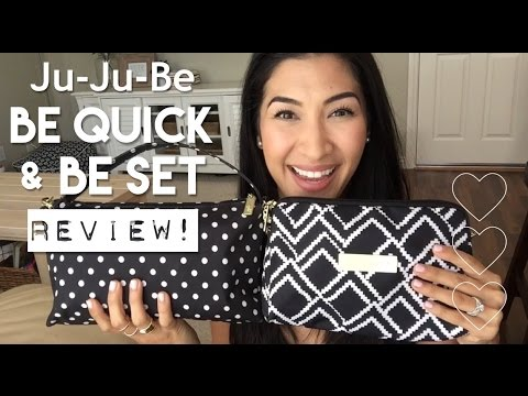 Ju Ju Be Be Quick and Be Set Reviews!