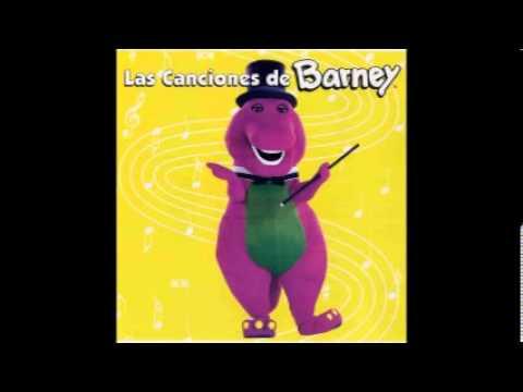 Las Canciones De Barney Spanish Soundtrack video
