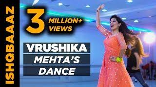 Ishqbaaz Vrushika Mehta dances for Ishqbaaaz   | Behind the scenes video | Watch in 4K hindi serial