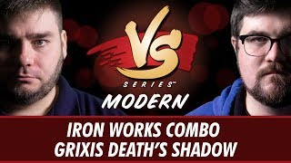6252018 Todd VS Brad Ironworks Combo VS Grixis Deaths Shadow Modern