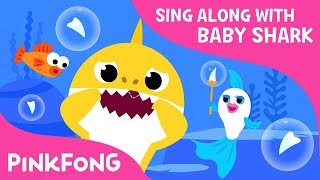 Baby Shark Teeth | Sing Along with Baby Shark | Pinkfong Songs for Children