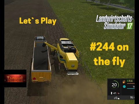 LS17 Winterberg Tiere und mehr Let`s Play #244 on the fly