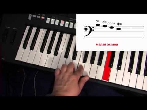 Играть на пианино с нуля в домашних условиях