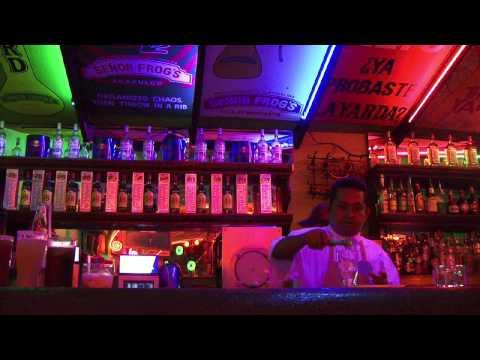 Recetas de bebidas : Cómo preparar una Margarita