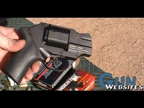 Chiappa Rhino 200D Compact .357 Revolver