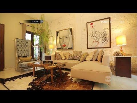 D Sign - Rangkuman Rumah Dengan Design Eccentric Eclectic