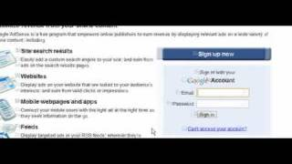 How to make money with Google Adsense Easily Part 1