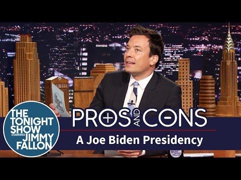 Pros and Cons: A Joe Biden Presidency