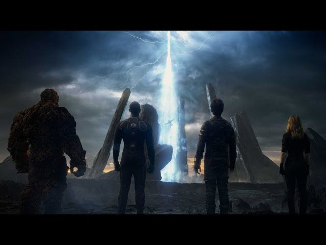 Fantastic Four: We React to the First Trailer