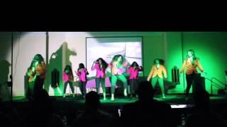 Theta Gamma Chapter of AKA- Step Show 2016