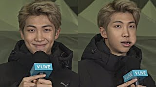 Namjoon cute moments (⚠️ CUTENESS OVERLOAD)