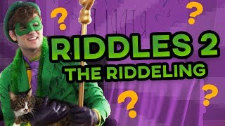 10 RIDDLES THAT WILL BLOW YOUR SOCKS CLEAN OFF YOUR FRAGILE FEET