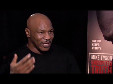 Mike Tyson gives Chris Brown advice on | BlackTree On TV