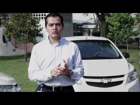 Características Generales Chevrolet Sail