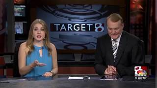 TARGET 8: Phone scam spoofing numbers, tricking callers