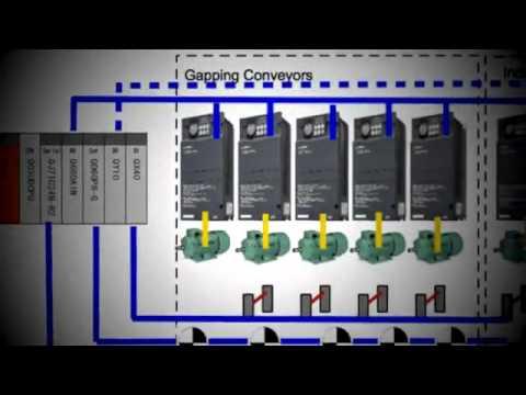 Điều khiển băng tải với biến tần Misubishi