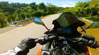 Kawasaki Ninja 650 gõ đầu R1 =))