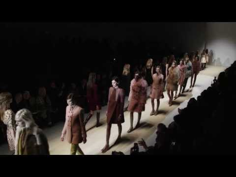 Gucci Presents: Women s Fall/Winter 2014-15 Runway Show