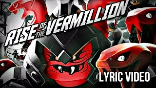 "Ninjago ""Rise of The Vermillion"" Lyric video (HQ Song) The Fold"
