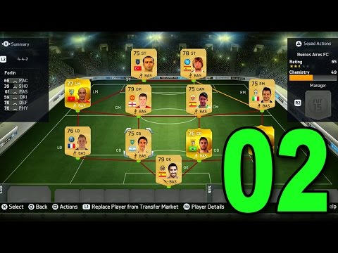 FIFA 15 Ultimate Team - Part 2 - Pack Opening Video (Let's Play / Walkthrough / Playthrough)