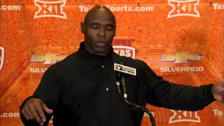 Charlie Strong Monday press conference [Nov. 24, 2014]
