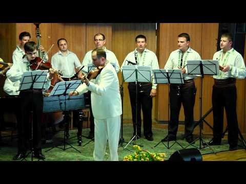 ORCHESTRARAPSOZII MOLDOVEI -dirijor VITALIE DORIN-Suita de vioara+Ciocarlia