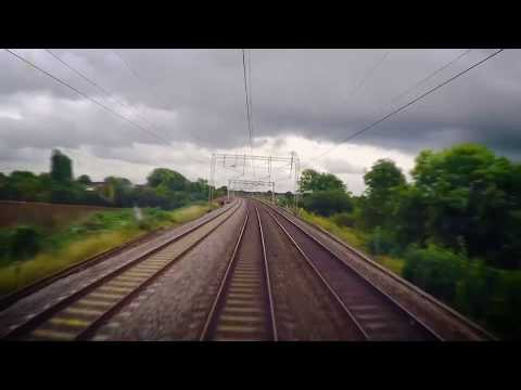 Glasgow to London in under 8 minutes