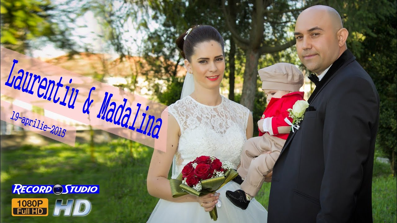 Clip Nunta Laurentiu si Madalina 19-04-2015 [ RECORD STUDIO ]