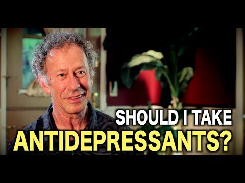 Should I Take ANTIDEPRESSANTS? | A Depression Councelor & Survivor Shares His Thoughts