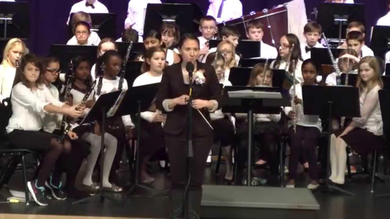 School Band Concerts Schools Band Concert