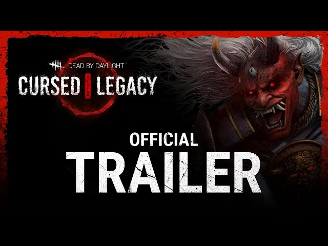 Dead by Daylight | Cursed Legacy | Trailer thumbnail