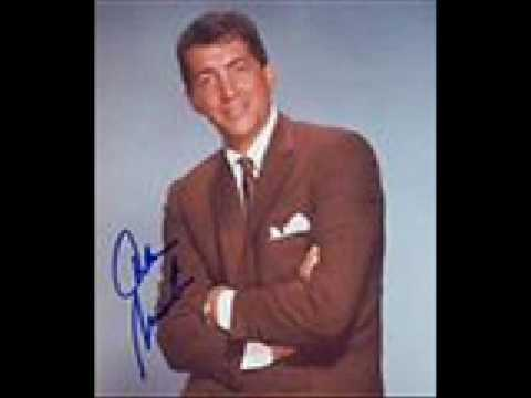 Dean Martin - I Cant Believe That Youre in Love With me