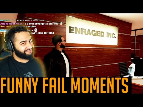 Funny Fail Moments Online, OMG the Head shots, Boss Doing Boss Things, GTA 5 & MORE (BEST FOR LAST)