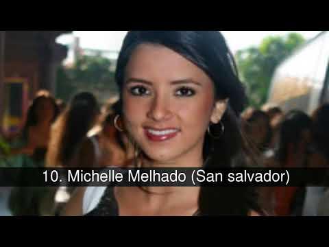 Die schönsten frauen aus El Salvador