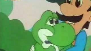Super Mario World(SMW)Cartoon Show:Mama Luigi