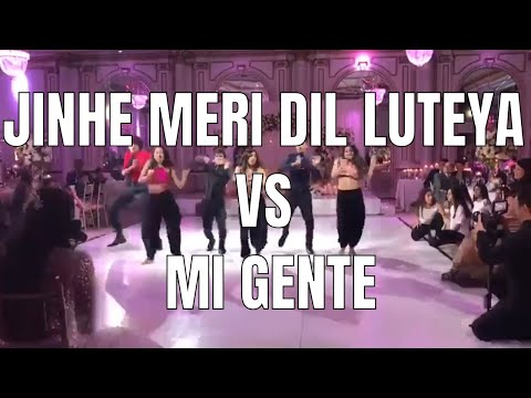 Jihne Mera Dil Luteya vs MI Gente   Jazzy B   Apache Indian   J Balvin   Willy William thumbnail