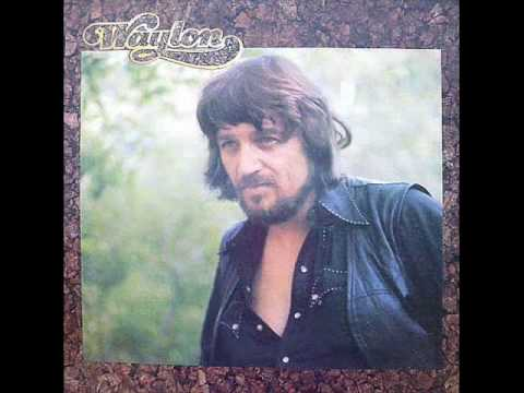 Waylon Jennings - Cant You See