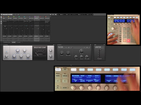 Maschine 2.0 software update - House Music - remix on the fly