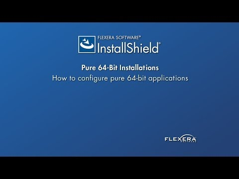 Pure 64-Bit Installations: How to Configure Pure 64-bit Applications