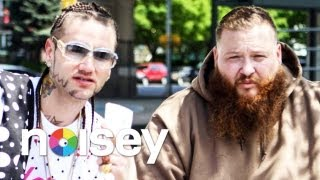 Клип Action Bronson - Strictly 4 My Jeeps