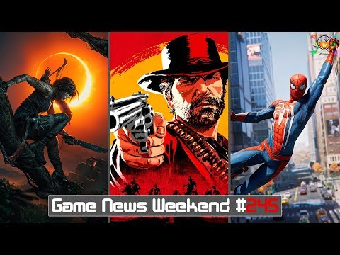 Игровые Новости — Red Dead Redemption 2, Tomb Raider 2018, Beyond Good and Evil 2, Cyberpunk 2077
